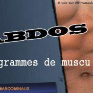 All musculation abdos