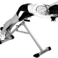 Appareil musculation dorsaux