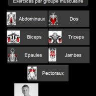 Application musculation android