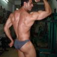 Arab muscle