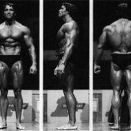Arnold schwarzenegger musculation