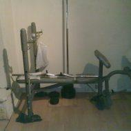 Banc de musculation bm 160
