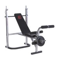 Banc de musculation intersport