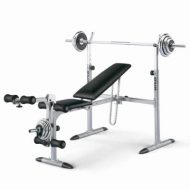 Banc de musculation kettler