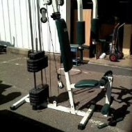 Banc de musculation number one