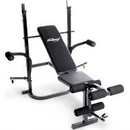 Banc de musculation physionics