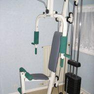 Banc de musculation suntrack