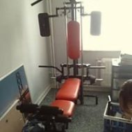 Banc de musculation sven