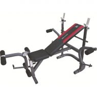 Banc musculation go sport