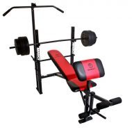 Banc musculation marcy