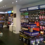Boutique nutrition musculation paris