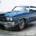 Chevrolet muscle car
