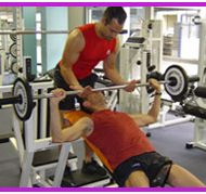 Coaching musculation