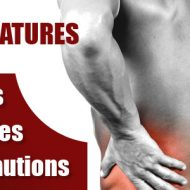 Courbature musculation