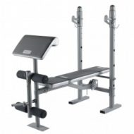 Decathlon banc musculation