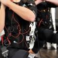 Electro stimulation muscle