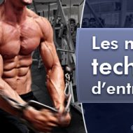 Entrainement de musculation