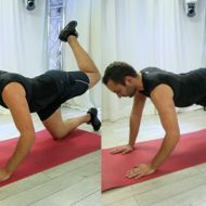 Exercice muscler fesses