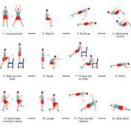 Exercice musculation maison