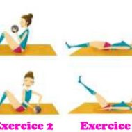 Exercice musculation ventre plat