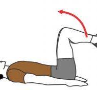 Exercice pour muscler les abdos du bas