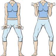 Exercice pour muscler les biceps