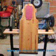 Fabriquer banc de musculation