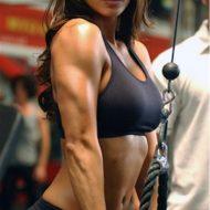 Femme muscle