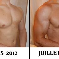 Fromage musculation