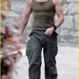 Gerard butler muscle