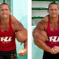 Gonfler muscle