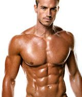 Hommes muscles