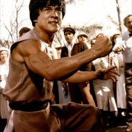 Jackie chan muscle