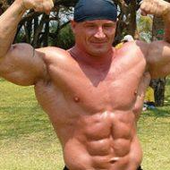 L homme le plus muscle du monde