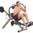 Machine de musculation abdominaux