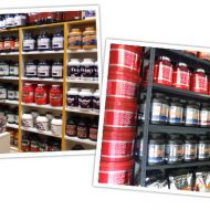Magasin produit musculation paris