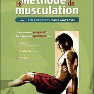 Méthode de musculation sans matériel