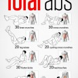 Muscle abs workout