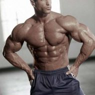 Muscle bodybuilder