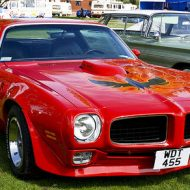 Muscle car americain