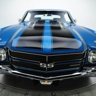 Muscle car chevrolet