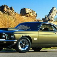 Muscle car models
