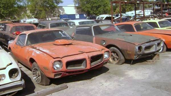 muscle car sale