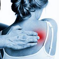 Muscle dos douleur