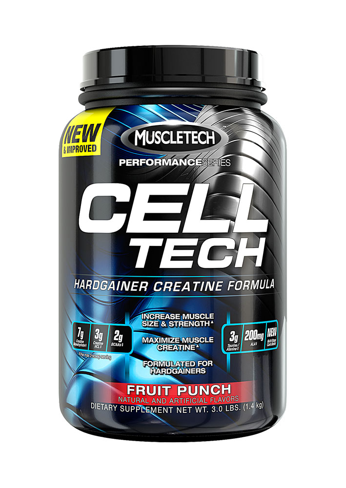 muscle tech creatine