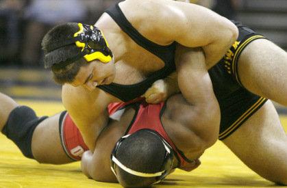muscle wrestling