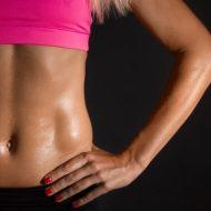Muscler le ventre femme