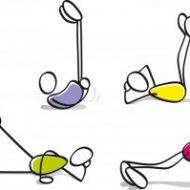 Muscler les abdos rapidement