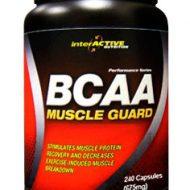 Musculation acides aminés