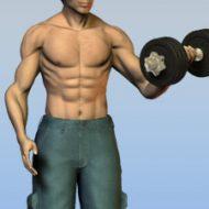 Musculation ala maison